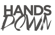 hands down athletics brand logo
