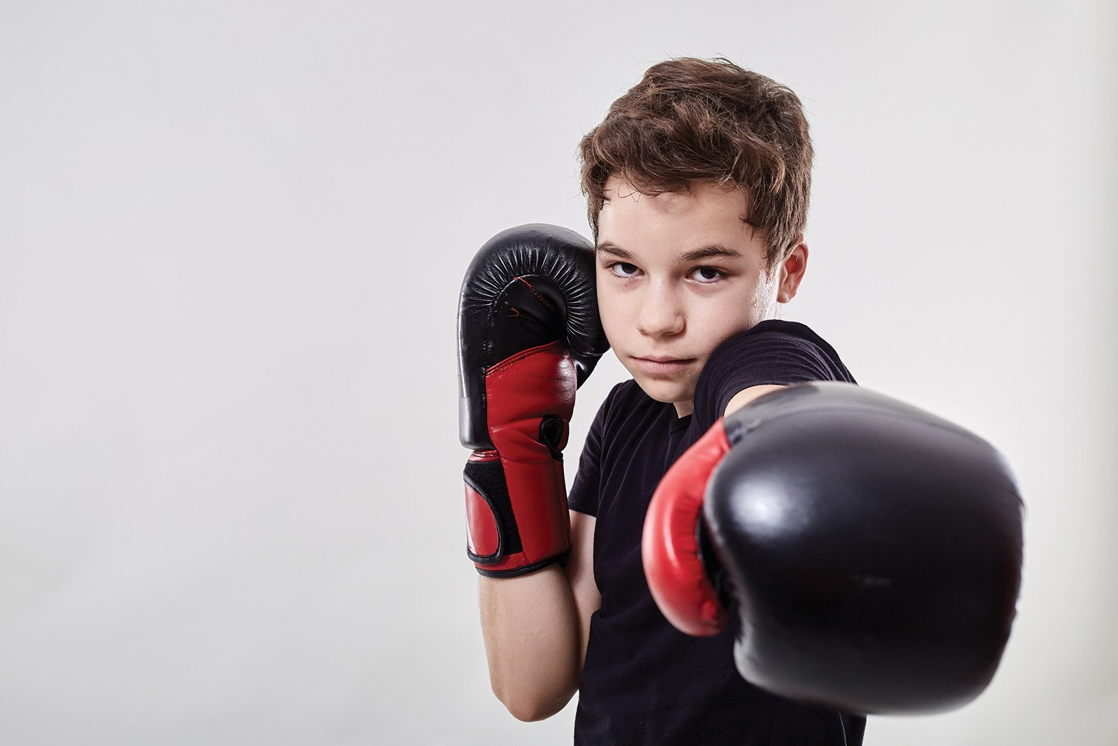 hands down martial arts youth kickboxing